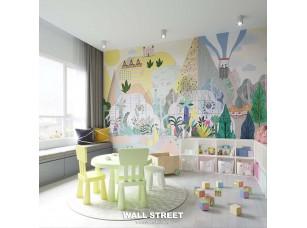 Обои Wall Street City Garden 8