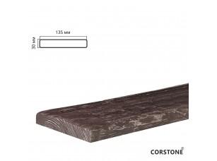Архитектурная доска, 135х30мм 2,0м, серый кипарис