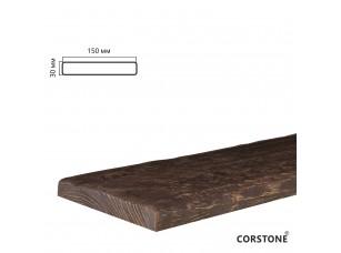 Архитектурная доска, 150х30мм 4,0м, африканский палисандр