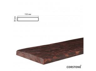Архитектурная доска, 150х30мм 4,0м, красный сандал
