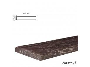 Архитектурная доска, 150х30мм 4,0м, серый кипарис