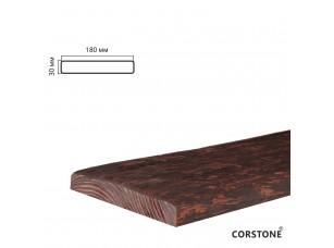 Архитектурная доска, 180х30мм 2,0м, красный сандал