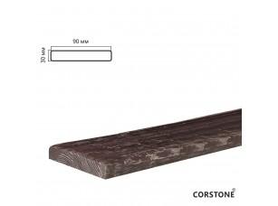 Архитектурная доска, 90х30мм 2,0м, серый кипарис