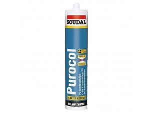 Клей PUROCOL конструкционный, бесцветный, 15x300 мл (стыковочный)