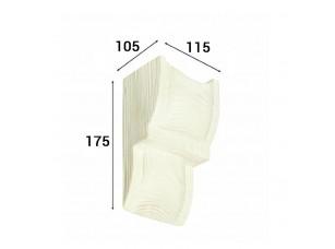 Консоль Cosca Deco для балки 120х120мм модерн, без отделки