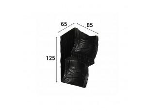 Консоль Cosca Deco для балки 90х60мм модерн, венге