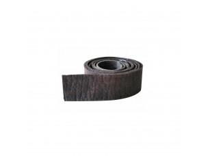 Ремень для бруса/балки 30х1000мм, коричневая кожа