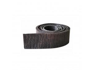 Ремень для бруса/балки 40х1000мм, коричневая кожа