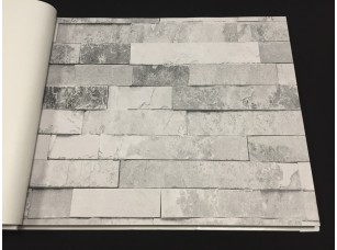 Обои Elements Feature Wall 06-Cement