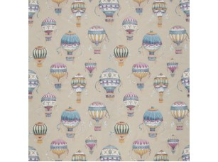 Floral Pavilion/ Balloons Cobalt ткань