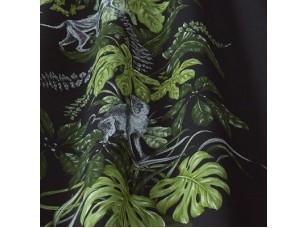Rainforest / Monkeying Around Zinc ткань