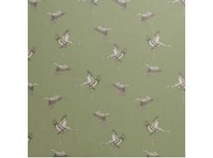 Orientailis / Cranes Willow ткань