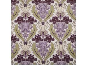 Art Deco / Acanthus Berry ткань