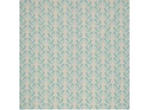Scandi/ Scandi Birds Aqua ткань