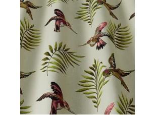 Rainforest / Monserrat Cranberry ткань