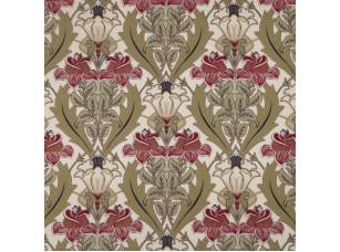 Art Deco / Acanthus Cherry ткань