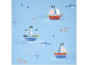 Kids / Pirates life for me Nautical обои