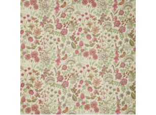Moorland / Field Flowers Rouge ткань