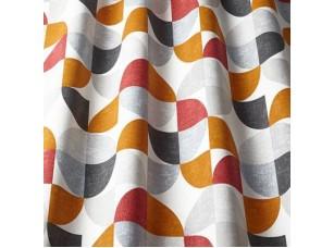 Nordic / Spiral Scarlet ткань