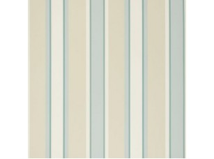 Aquitaine / Linear Stripe Azure обои