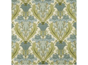 Art Deco / Acanthus Cornflower ткань