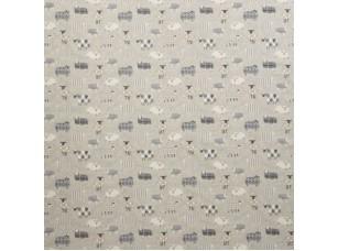 Henley / Baa Baa Charcoal ткань