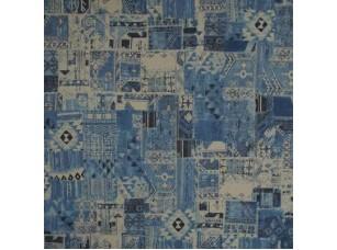 Samira / Nakita Indigo ткань