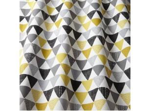 Nordic / Pyramids Noir ткань