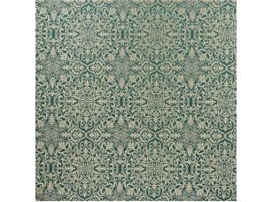 Isadore / Brocade Teal ткань