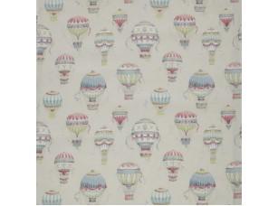 Floral Pavilion/ Balloons Poppy ткань