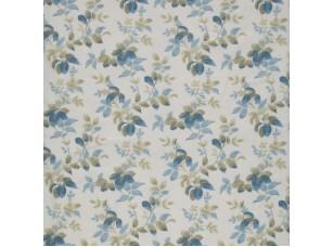 Floral Pavilion/ Kew Cobalt ткань