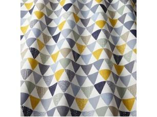 Nordic / Pyramids Ochre ткань