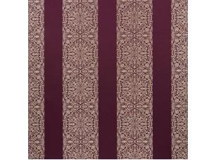 Isadore / Brocade Stripe Amethyst ткань