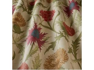 Botanist / Acanthium Garnet ткань
