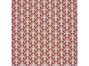 Scandi/ Scandi Birds Scarlet ткань