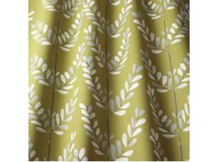 Nordic / Scandi Sprig Kiwi ткань
