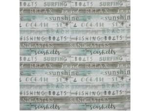 Sea and Sand / Decking Aqua ткань