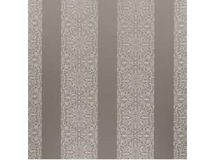 Isadore / Brocade Stripe Ash Grey ткань