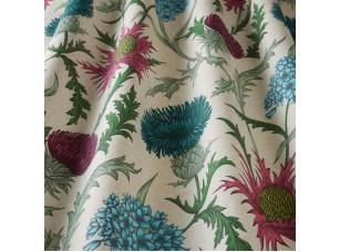 Botanist / Acanthium Carmine ткань