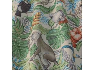 Rainforest / Rainforest Papaya ткань