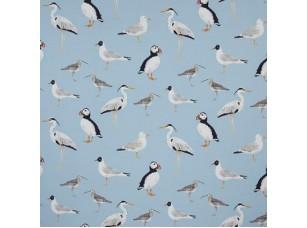 Sea and Sand / Seabirds Marine ткань