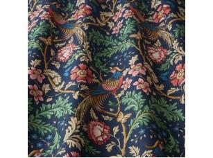 Chalfont / Oakmere Indigo ткань