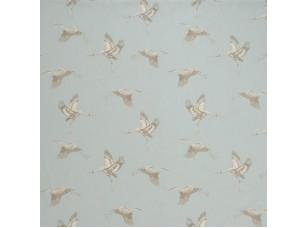 Orientailis / Cranes Duck Egg ткань