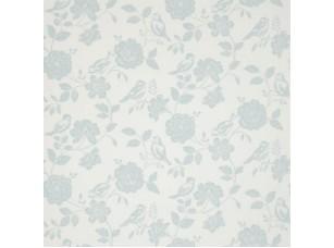 Henley / Bird Garden Print Duckegg обои