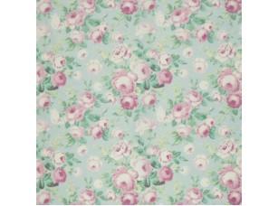 Floral Pavilion/ Summer Rose Aqua ткань