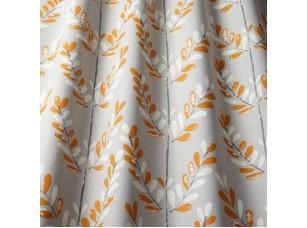 Nordic / Scandi Sprig Tangerine ткань