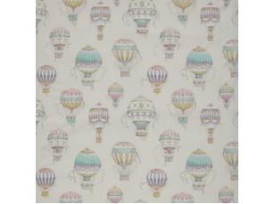 Floral Pavilion/ Balloons Aqua ткань
