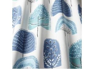Nordic / Scandi Wood Indigo ткань