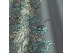 Rainforest / Monkeying Around Mineral ткань
