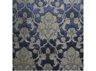 378 Saint-Michel / 7 Dauphine Sapphire ткань